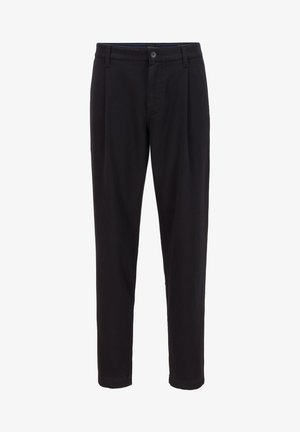 SAMSON - Trousers - black