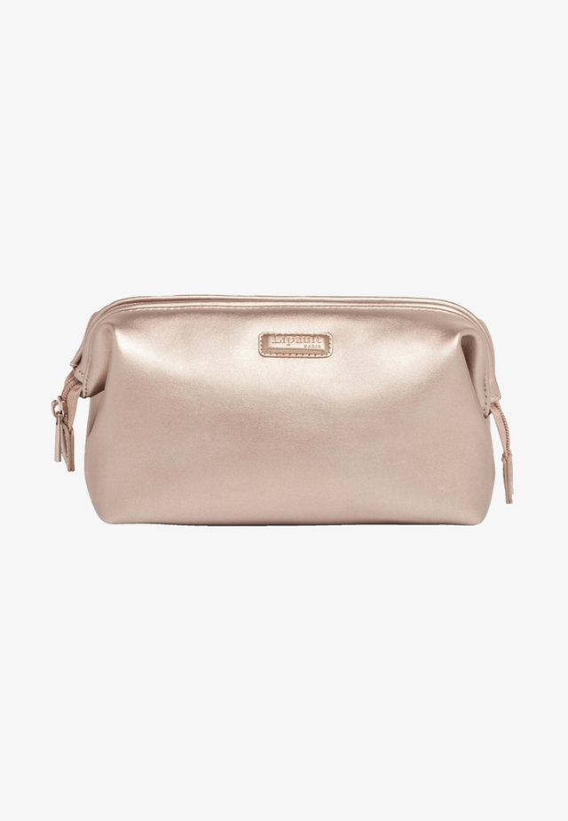 MISS PLUME  - Clutch - pink gold