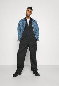Dickies - HAUGHTON - Overall / Jumpsuit /Buksedragter - black - 1