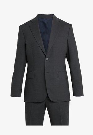 DONNIE SOFT IMPACT - Kostuum - dark grey melange