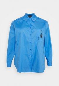 Persona by Marina Rinaldi - BIG - Button-down blouse - bluette - 0