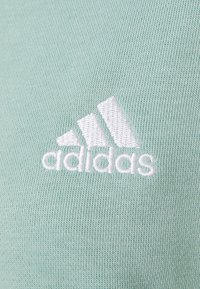 adidas Performance - veste en sweat zippée - haze green/white - 6
