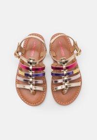 Les Tropéziennes par M Belarbi - HIRSON - T-bar sandals - multicolor - 3