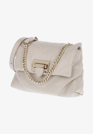 SAUDA - Across body bag - beige