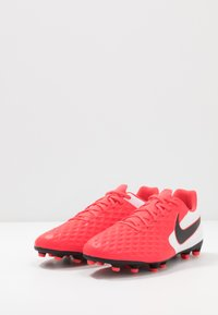 Nike Performance - TIEMPO LEGEND 8 CLUB FG/MG - Moulded stud football boots - laser crimson/black/white - 2