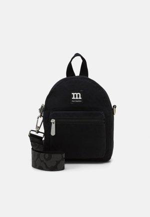 KASTE BAG - Taška spříčným popruhem - black