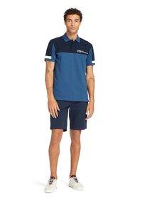 Timberland - MILLERS RIVER  - Polo shirt - dark denim/dark sapphire - 1