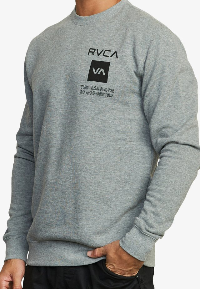 GRAPHIC  - Sweater - heather grey