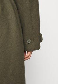 Weekday - RICKY COAT - Mantel - khaki green - 6