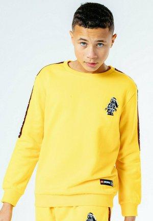 LEGO NINJAGO - Sweatshirt - yellow