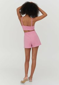 PULL&BEAR - SET - Shorts - pink - 3