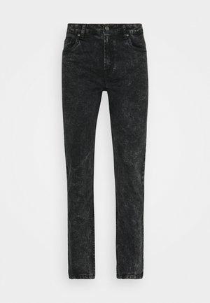 ACID WASH JEAN - Slim fit jeans - grey