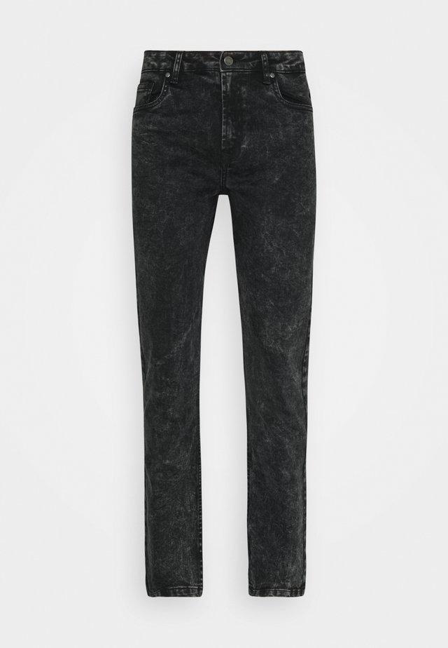 ACID WASH JEAN - Jeans slim fit - grey