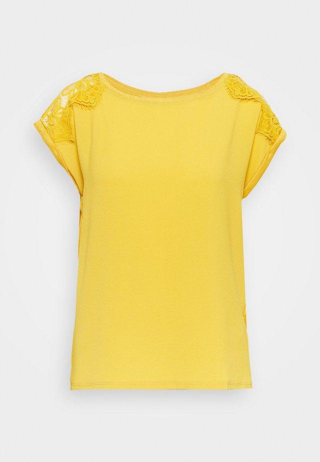 BIMAT - T-paita - yellow