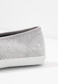 TOM TAILOR - Instappers - light grey - 2