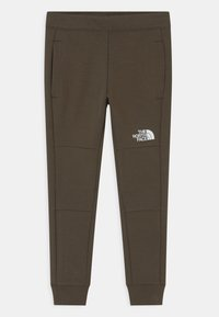 The North Face - SLACKER  - Tracksuit bottoms - new taupe green - 0