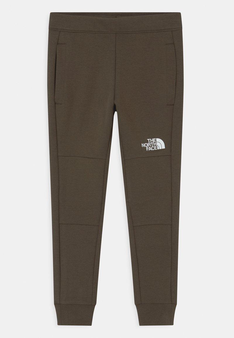 The North Face - SLACKER  - Teplákové kalhoty - new taupe green