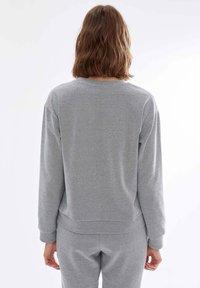 DeFacto - Maglietta a manica lunga - grey - 2
