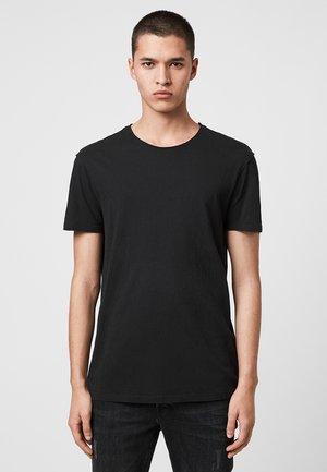 FIGURE - Basic T-shirt - jet black