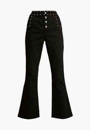FRASER PANT - Kalhoty - black