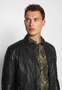 Serge Pariente - CHIC - Leather jacket - black - 2