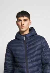 Hollister Co. - Winter jacket - navy - 4