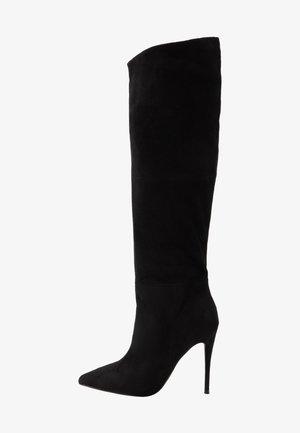 DAKOTA - High Heel Stiefel - black
