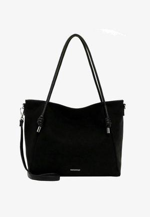 ERIKA - Tote bag - black