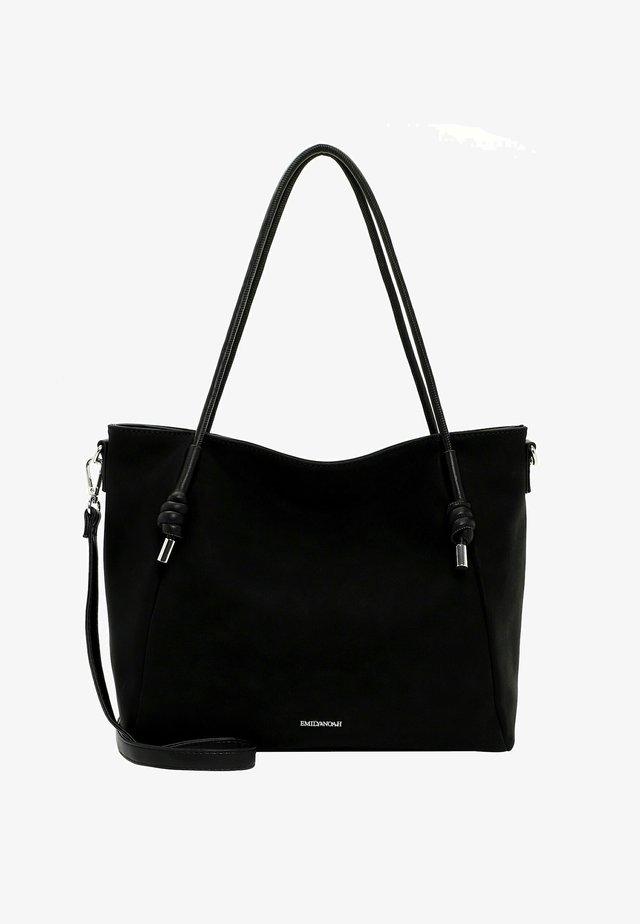 ERIKA - Shopping Bag - black