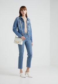 Filippa K - STELLA WASHED - Straight leg jeans - mid blue - 1