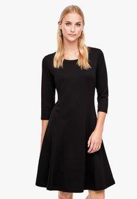 s.Oliver - Jersey dress - black - 0
