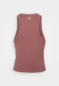 Cotton On Body - LIFESTYLE RACER TANK - Top - dusty rose - 1