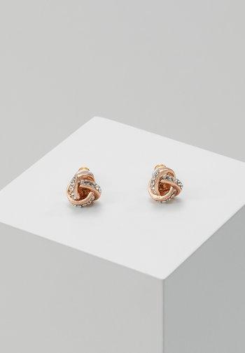 EARRINGS KATELYN - Earrings - rosegold-coloured