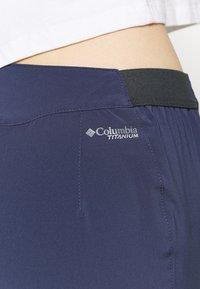 Columbia - TITAN PASS™ PANT - Pantaloni - nocturnal - 6