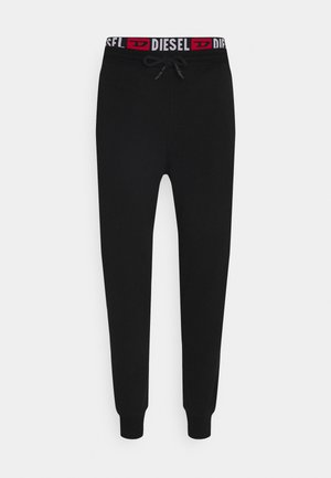 PETER TROUSERS - Tracksuit bottoms - black