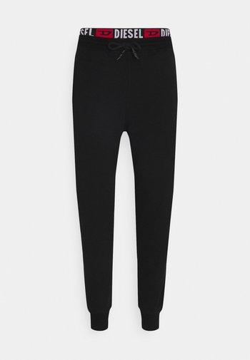 PETER TROUSERS - Teplákové kalhoty - black