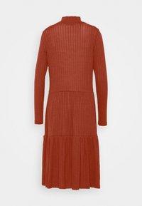 Nümph - BESSIE DRESS - Kjole - barn red - 1