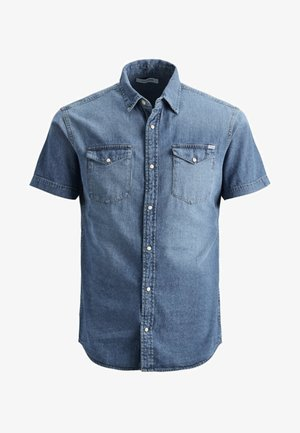 Camisa - medium blue denim
