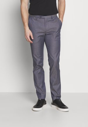 CIBRAVO TROUSERS - Kalhoty - dark blue
