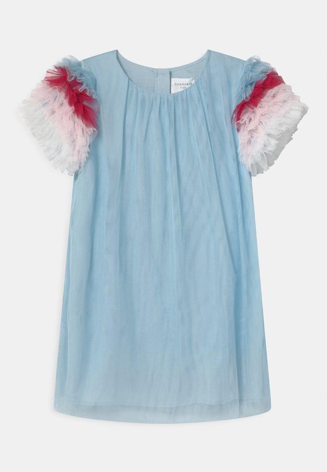 Cocktailklänning - pale blue