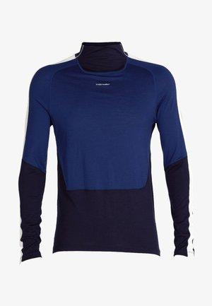 Long sleeved top - mid nvy/royal nvy/snow/cb