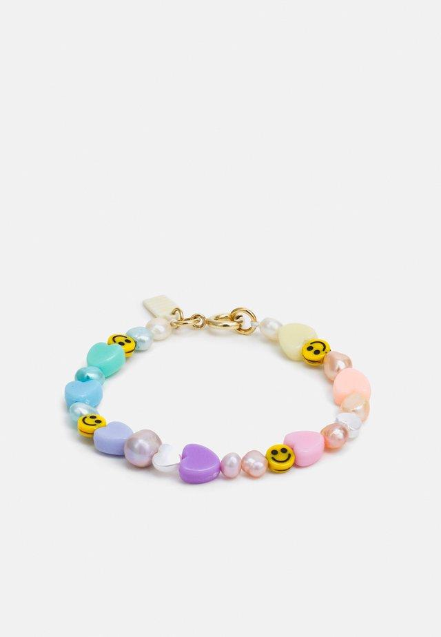 WALD X JULY CHILD SMILIE DUDE BRACELET - Bracciale - multicoloured