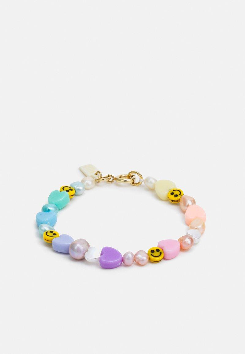 WALD - WALD X JULY CHILD SMILIE DUDE BRACELET - Bracelet - multicoloured