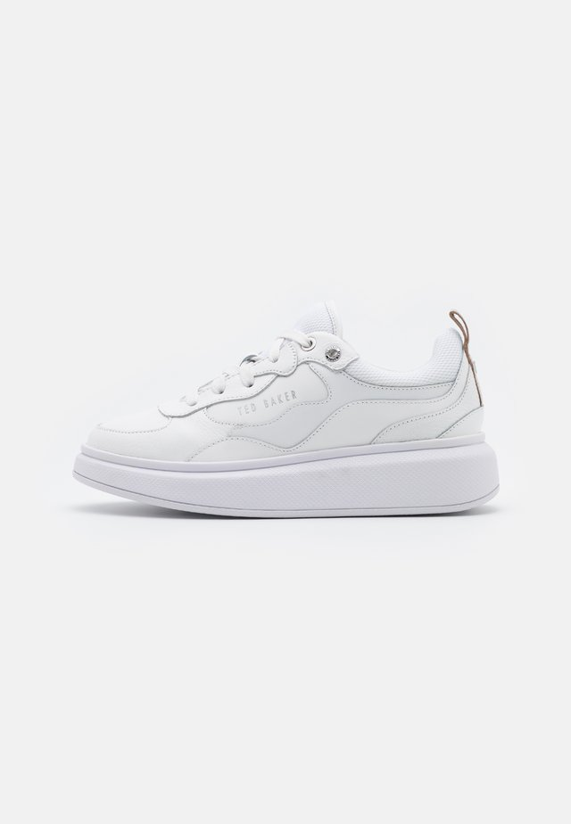 TALLEE - Sneakers basse - white