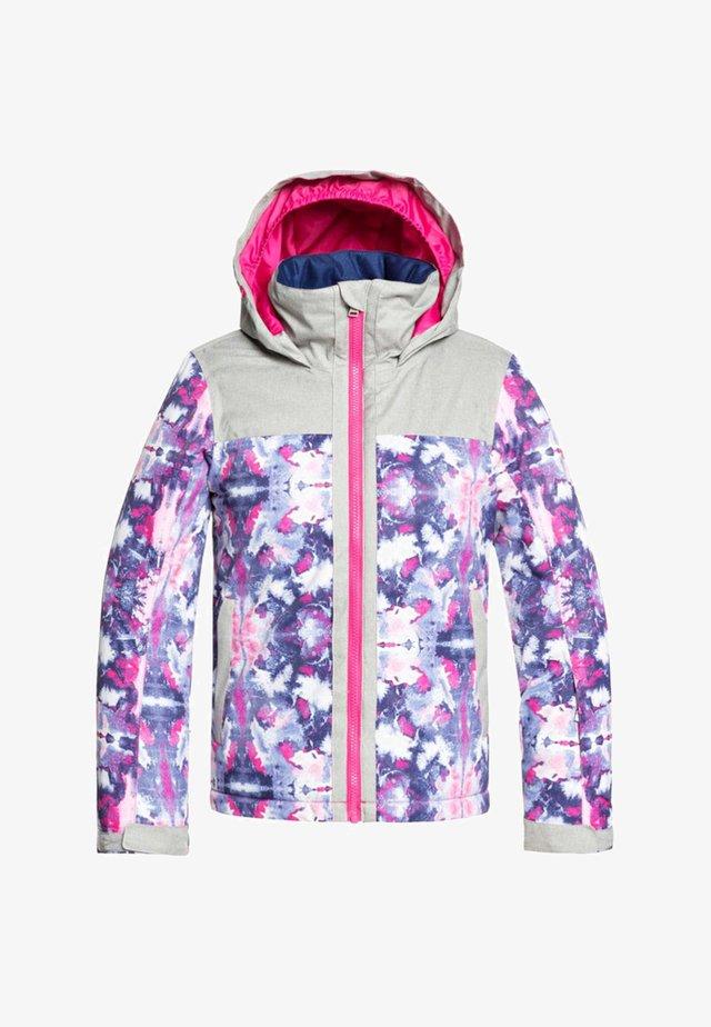 DELSKI GIRL  - Snowboard jacket - purple