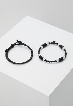 KEG BRACELET 2 PACK - Bracelet - black