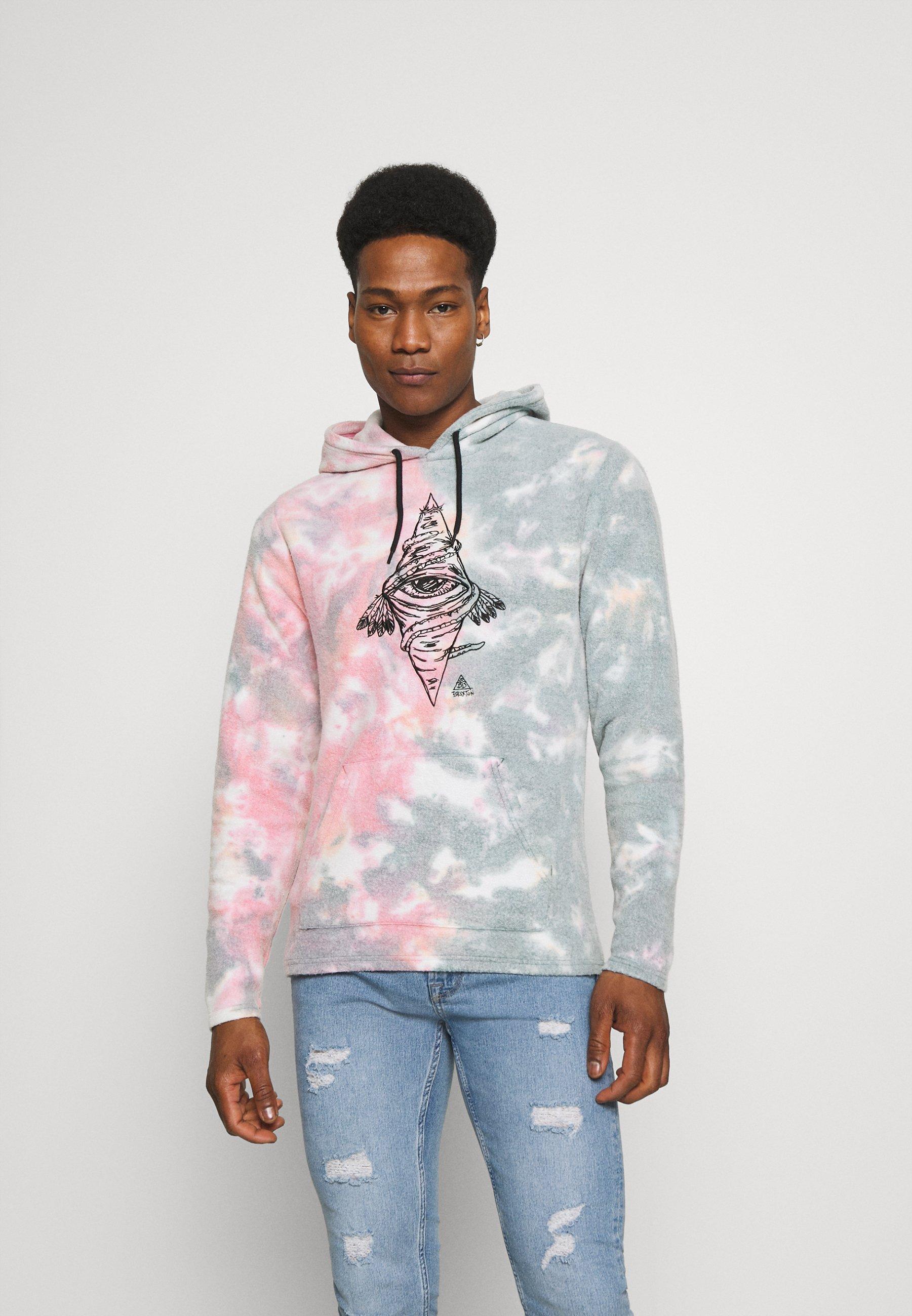 Homme BOHEMIAN HOOD - Sweatshirt