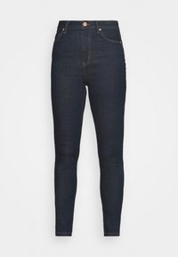 Marks & Spencer London - CARRIE  - Skinny džíny - dark blue denim
