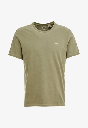 THE ORIGINAL TEE - T-shirt imprimé - olive night
