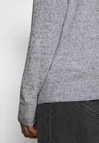 Hollister Co. - CORE CREW - Pullover - light grey - 5